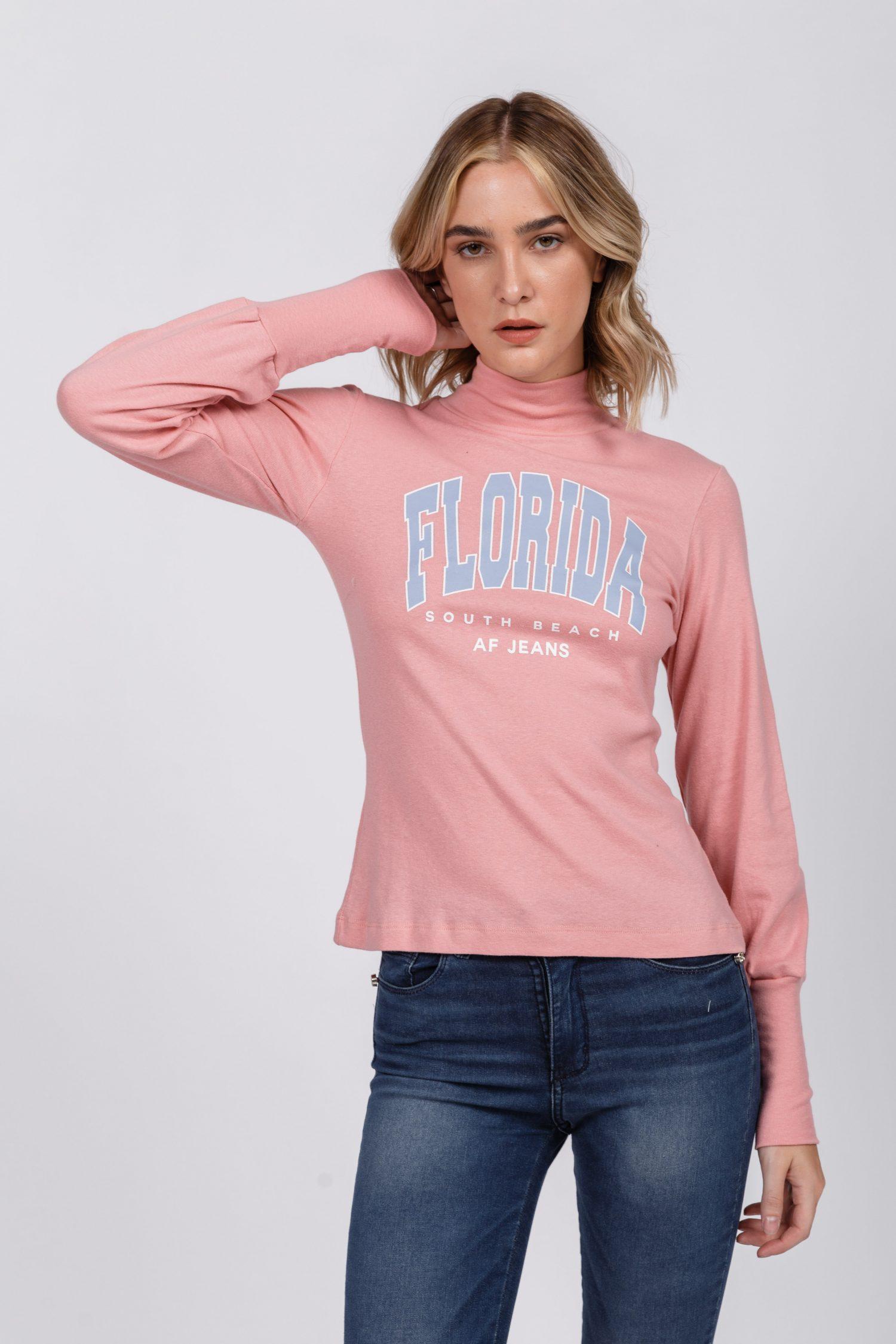 Polera Florida