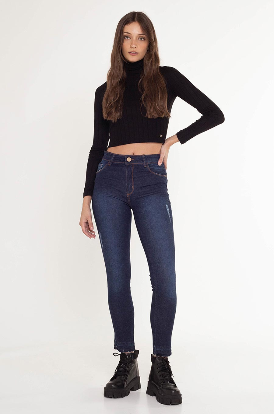 Jean Push Up Great