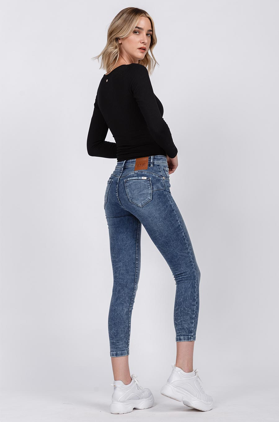 Jean Push Up Inspired