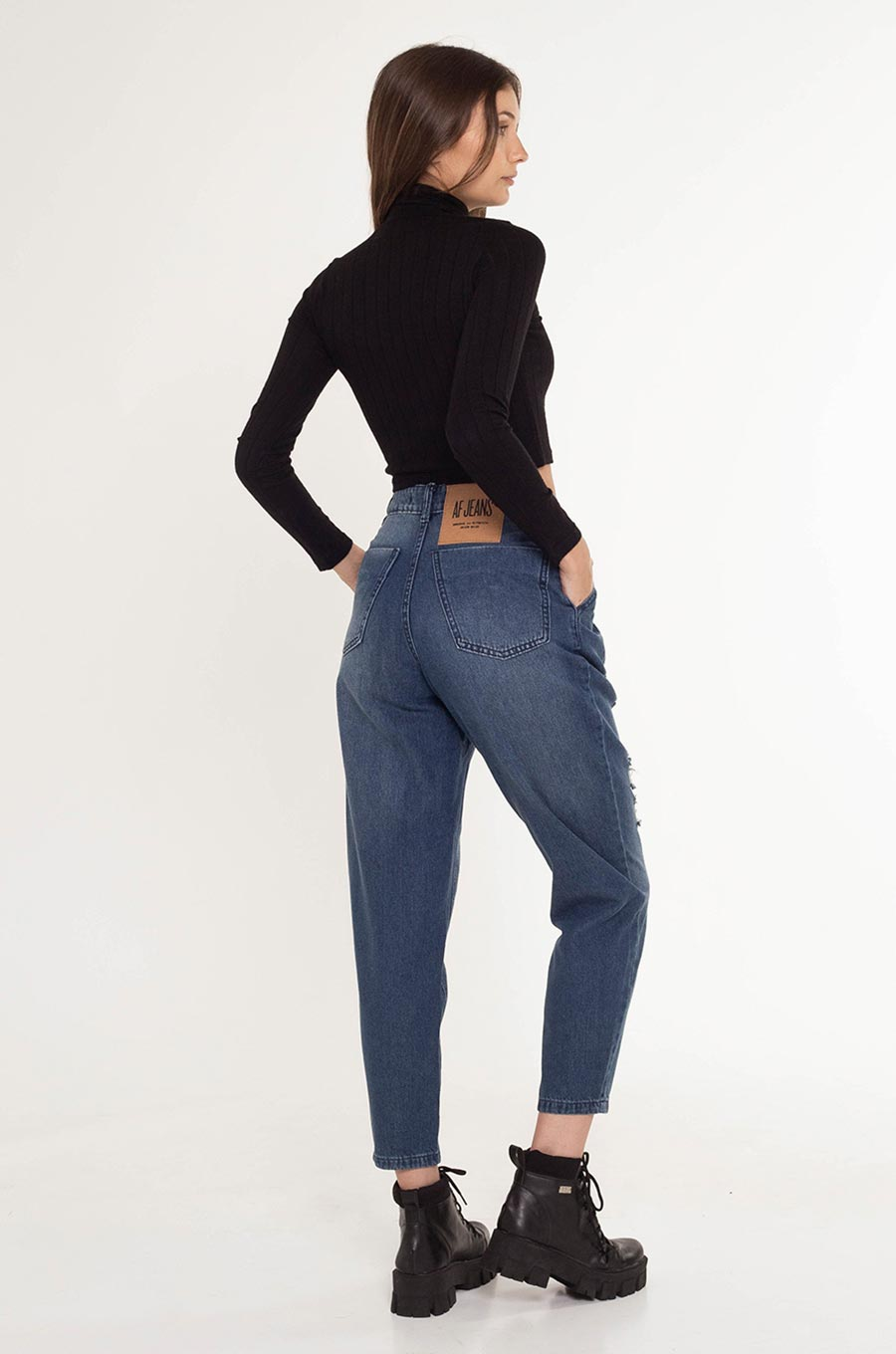 Jean Slouchy Relax